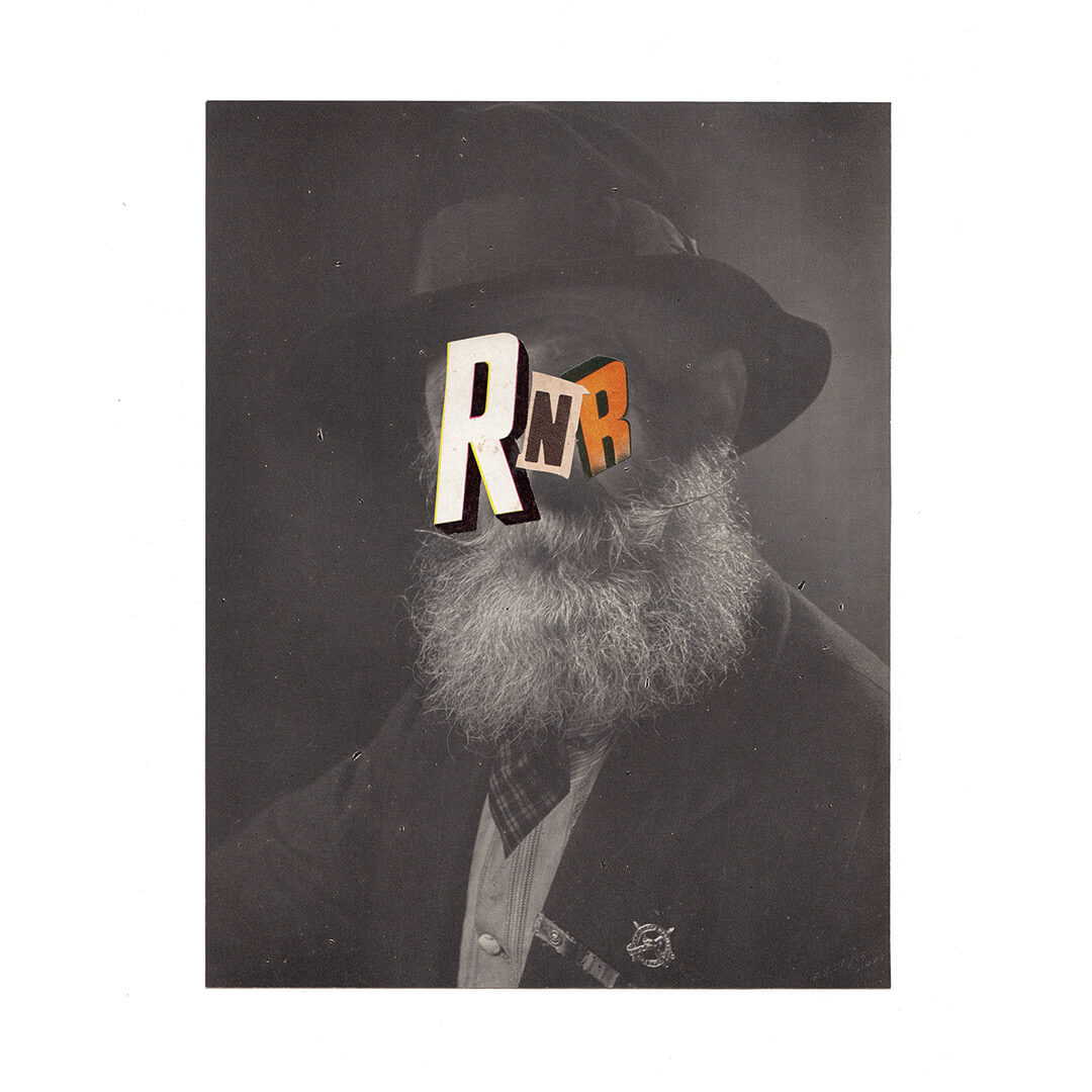 R 'N R Original Artwork