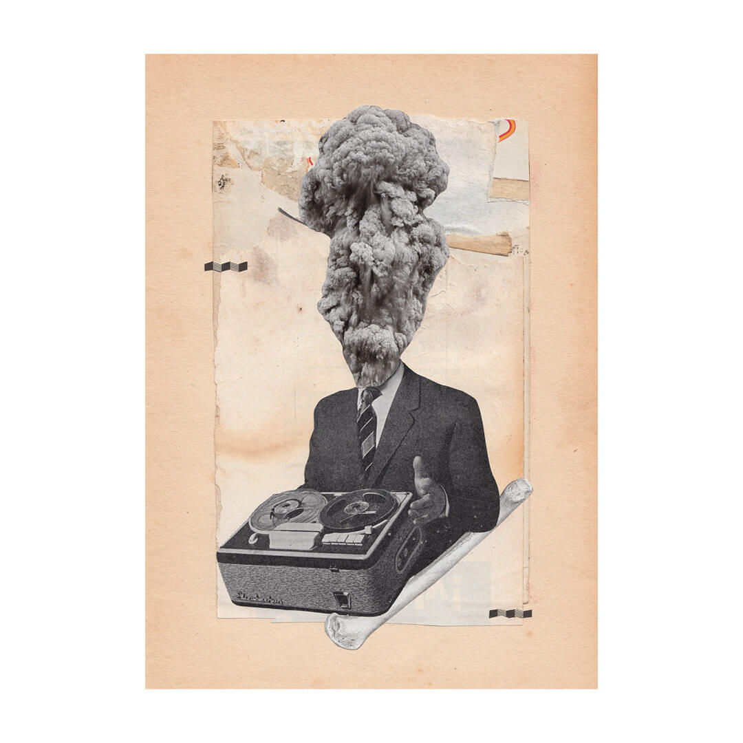 'Is Any, Is Any, Is Any' A5 Print